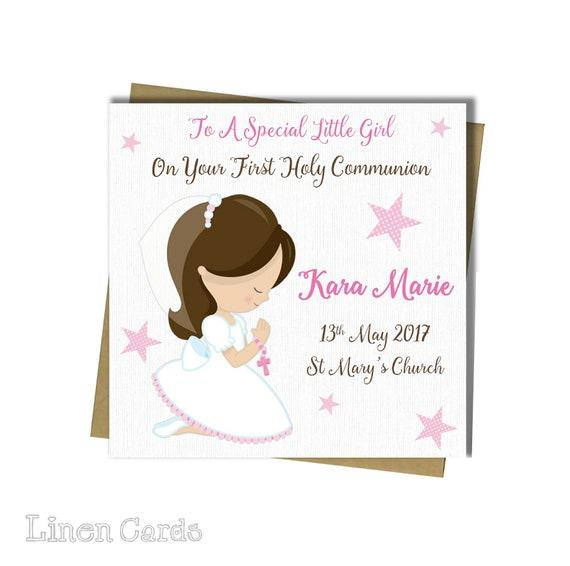 Personalised Frozen Birthday Card Daughter Granddaughter Goddaughter Niece Girl