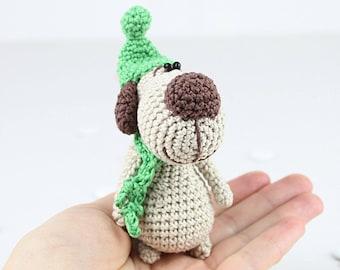 Little doggy Amigurumi Crochet Toy   Crochet Soft Toy   Animal Amigurumi   Crochet Toy