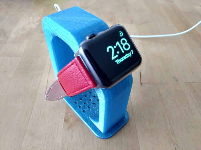 3D Printed Apple Watch Charging Stand image 0