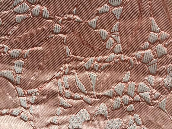 Robe couleur en jacquard tissu Peace couleur Robe dentelle style Fabfic a4d395