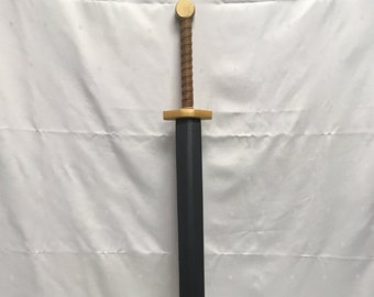 Latex Noble Sword Perfect for Larp Cosplay Theatre and Cinema Totally Handmade