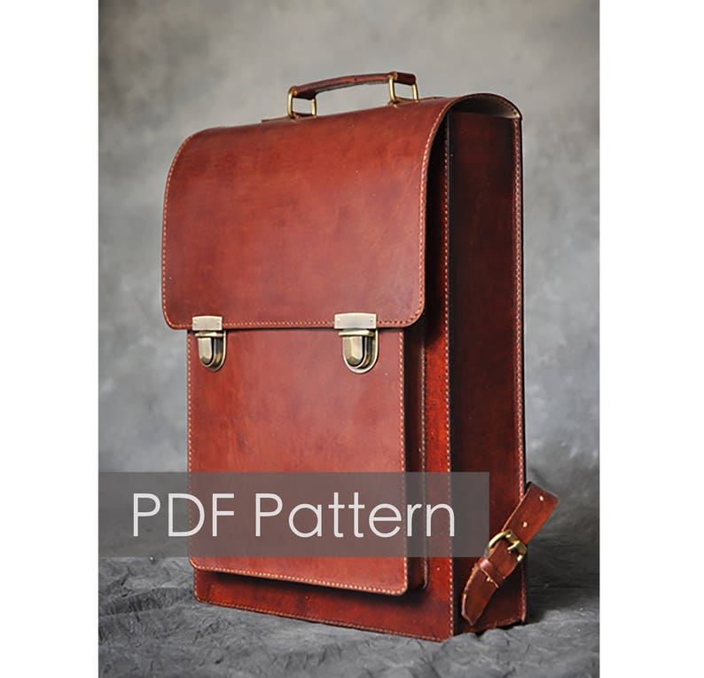 80e68d19ccf5 Build you own diy gift Portrait backpack pattern Cambridge bag