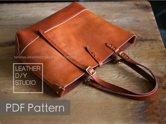PDF Pattern women bag With instruction