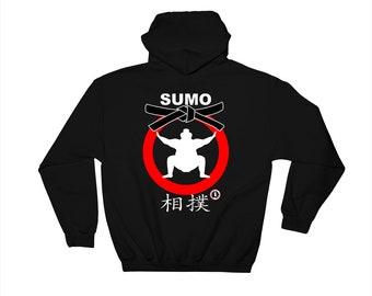 Japanese Sport of Sumo HOODIE Sweatshirt noble wrestling martial art