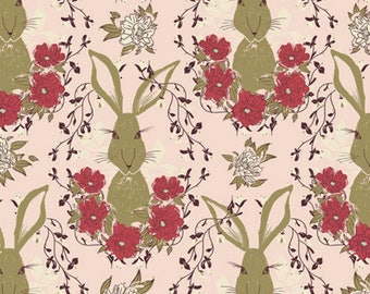 Forest Floor 'In The Thicket Dawn' by Bonnie Christine for Art Gallery Fabrics - FOR-37702 - Quilting Cotton Half Yard