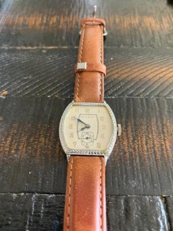 vintage bulova  watch-2