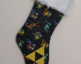 Legend of Zelda Stocking - Majora's Mask
