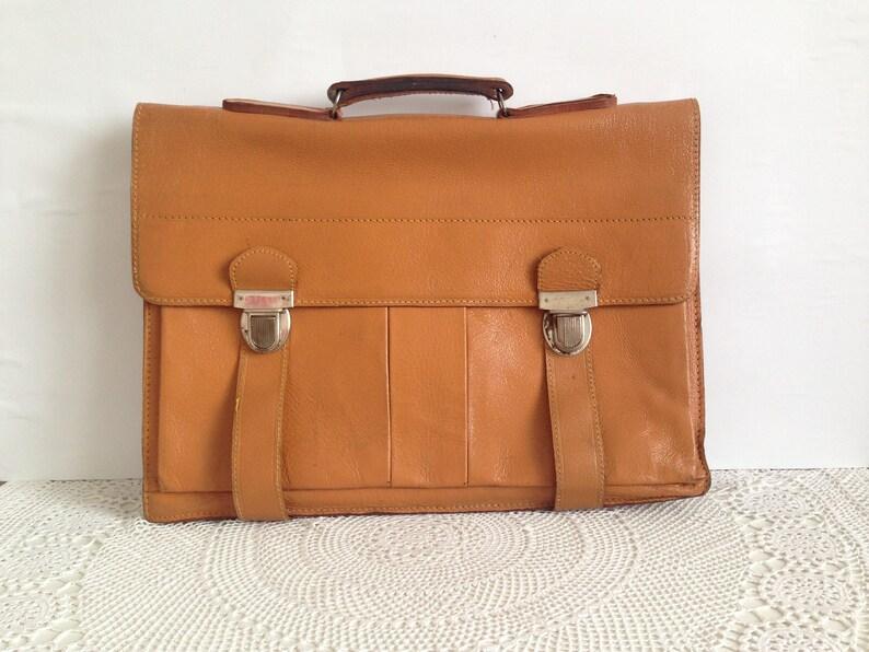 42012bc98c3b8 Echtes Leder Dokumente Tasche Vintage-Umhängetasche