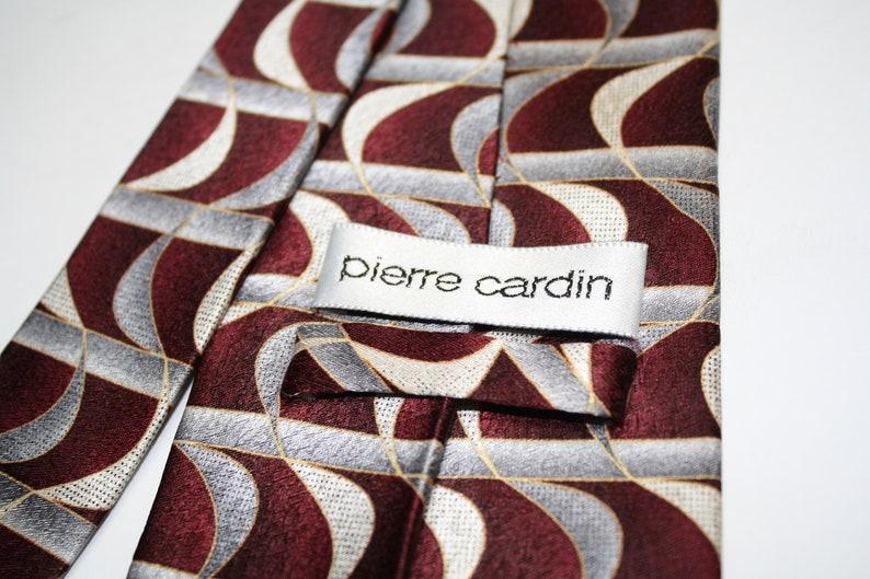 Pierre Cardin Designer Necktie