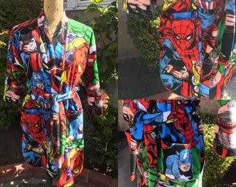 a0ea52a1cd10 Marvel pajamas