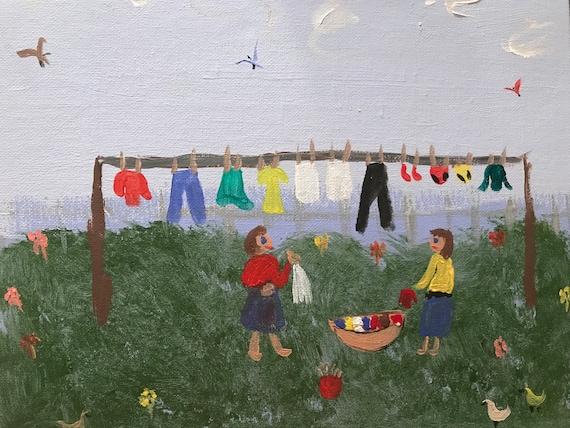 Cajun Folk art Wash Day Acadian Series Louisiana-without | Etsy on cajun art, filipino art, lebanese art, hungarian art, mists of avalon art, swedish art, southern art, quebec art, english art, ukrainian art, italian art, mi'kmaq art, nova art, russian art, bluegrass art, danish art, thai art, creole art, belgian art, sunfire art,