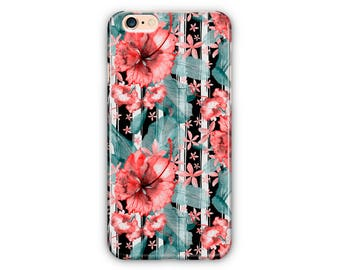 Flowers Design iPhone and Samsung Cases