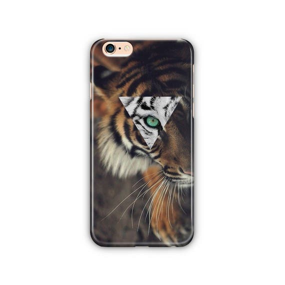Tiger Animal Phone Case for iPhone 8 / iPhone 7 / 7Plus, iPhone 6/6Plus iPhone5 Samsung Galaxy S7/7 edge / S6 / S6 edge/S5