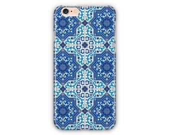 Maroccan Blue Phone Cases / Ornaments Maroccan iPhone Cases For iPhone 7/8 Case / Ornaments Samsung Cases For Samsung Galaxy S7/S8 Case