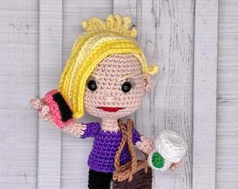 Karen Pattern Only Crochet Amigurumi DIY Karen Action Figure With Accessories She Wants to Speak to the Manager