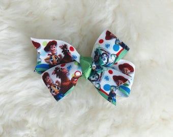 Toy Story RAE Bow - Medium Triple Loop