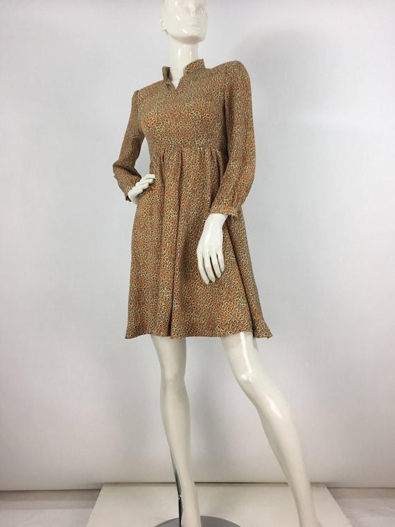 90s babydoll dress/1990s babydoll