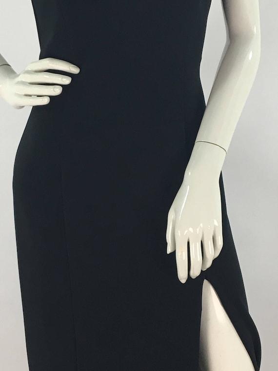 Faviana New York/Vintage evening dress/evening fo… - image 8