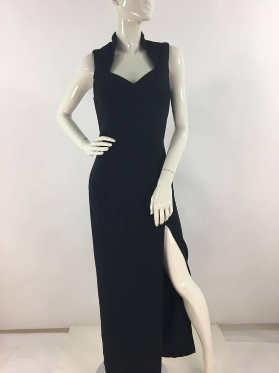 Faviana New York/Vintage evening dress/evening for