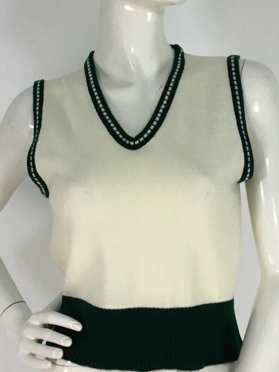 70s enrico knits top/1970s enrico knits