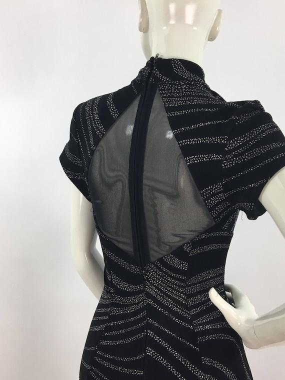 90s spandex/vintage spandex/formal evening wear