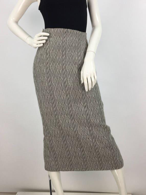 Virani vintage skirt, size medium, 80s Virani skir
