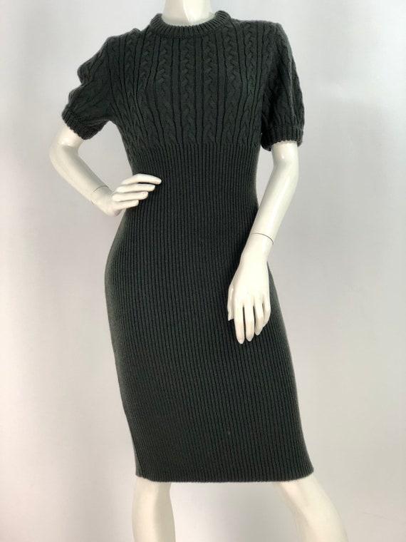 Proenza Schouler dress/Proenza Schouler wool dress
