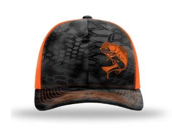9fec6659a23 Bass fish hats – Kryptek Camo Richardson 112p Trucker Snap Back Cap