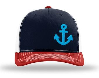 4ebeedd7241 Anchor Maritime – Richardson 112 Trucker Cap – Snapback