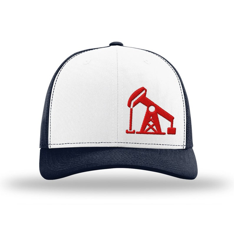 32d9a6453bc Oil Well Richardson 112 Trucker Cap Snapback