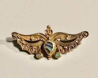 Exquisite Art Nouveau  brooch