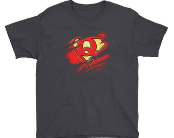 Kids Birthday Gift Letter Q Name Super Hero Accessories Apparel
