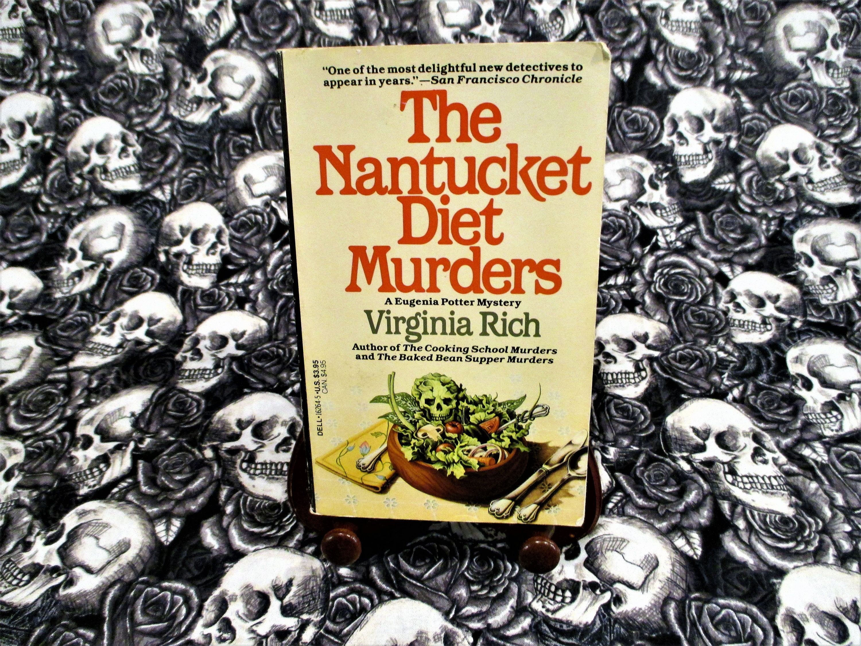 the nantucket diet murders rich virginia