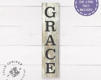 21e2b1737ea08 Grace Sign SVG