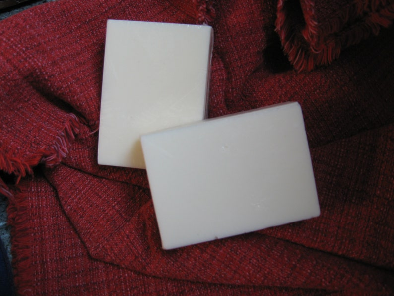 Just Plain Soap  Handcrafted Vegan Bar Soap image 0