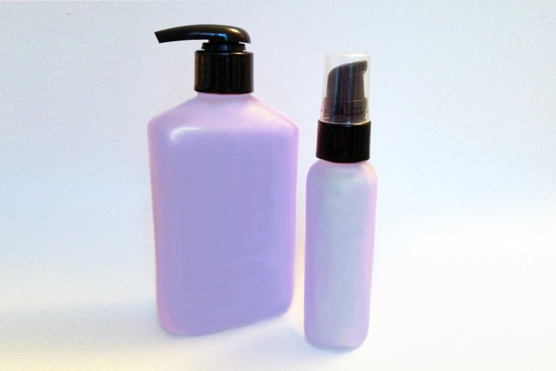Laughter and Lavender Lotion  Handcrafted image 0
