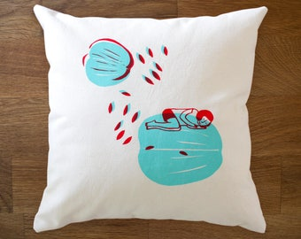 Handmade Pillow | Girl | Les Petites Siestes