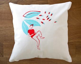 Handmade Pillow | Boy | Les Petites Siestes