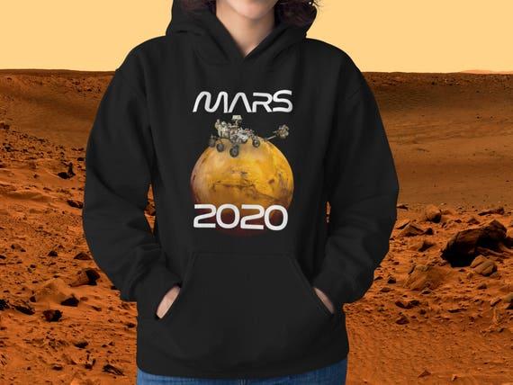 Best Mens Sweatshirts 2020 Mars 2020 NASA Rover Mission Space Exploration Men's | Etsy