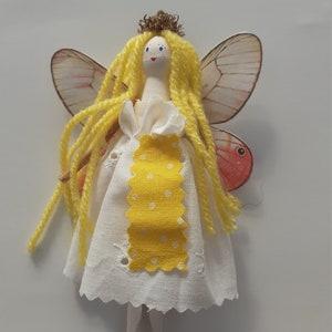 White Fairy Callitaera Pireta Wings