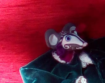 mouse aupetitdhomme hand puppet