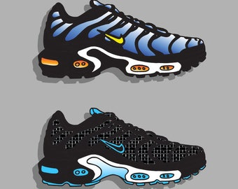 stickers nike air max