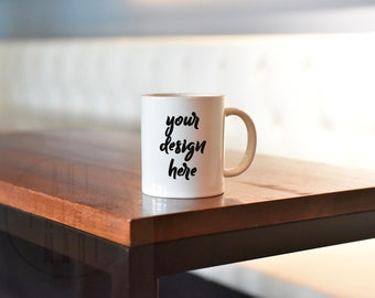 Travel Mug Template Mockup Coffee BlankEtsy EH9D2I
