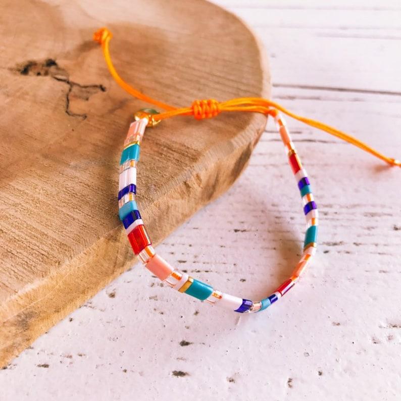 MIYU2 Beaded Bracelet
