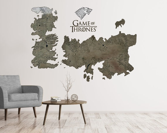 Game Of Thrones Map Wall decal Westeros and Essos Game of Thrones Gift Game Of Thrones Map Wall on game of thrones review, game of thrones posters, game of thrones book, game of thrones winter, game of thrones diagram, game of thrones kit, game of thrones wildlings, game of thrones globe, game of thrones magazine, game of thrones win or die, game of thrones maps hbo, game of thrones garden, game of thrones war, game of thrones pins, game of thrones maps pdf, game of thrones castles, game of thrones hardcover, game of thrones white walkers, game of thrones table, game of thrones letter,