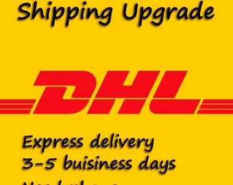 DHL - Upgrade Expedited Shipping