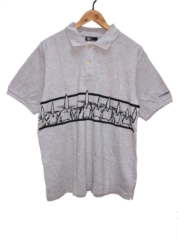 Rare Vintage Futura Unkle Polos Tshirts