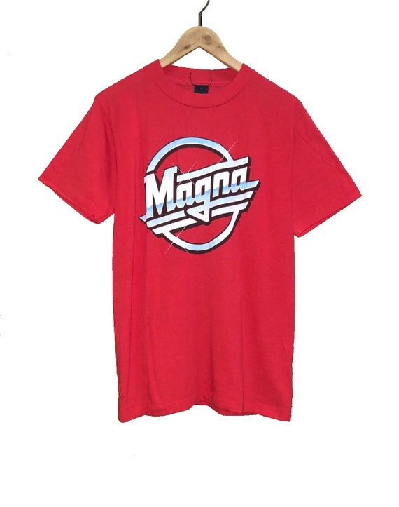 Vintage 80s Magna Cigarettes Tshirts
