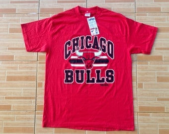 Deadstock 90s Vintage Chicago Bulls Tshirts