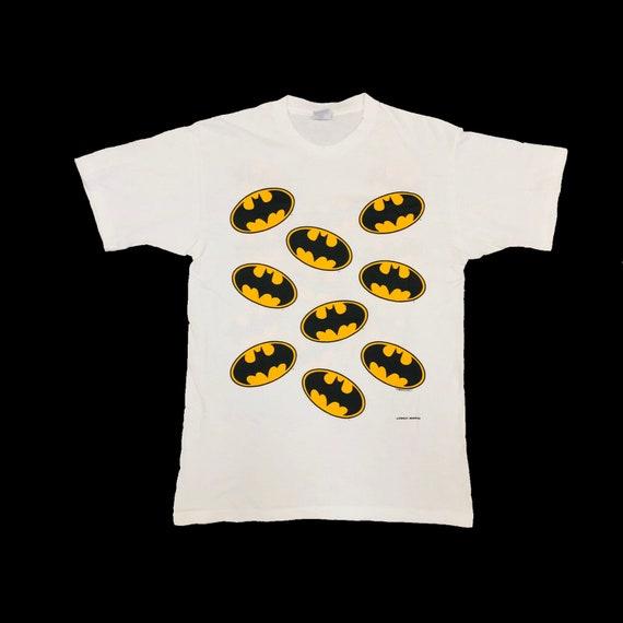 Rare Vintage 80s Batman Logo Dc Comic Stanley Desa